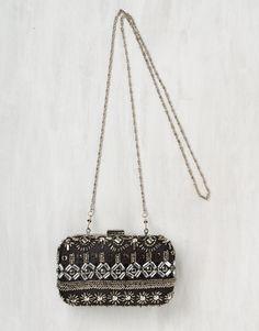 LUNA väska svart