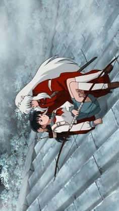 Inuyasha Fan Art, Kagome And Inuyasha, Kagome Higurashi, Netflix Anime, Anime Love Couple, Cute Anime Wallpaper, Mermaid Art, Art Reference Poses, Cute Anime Character