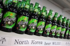 North Korea Starts Selling Popular Beer Brand in China