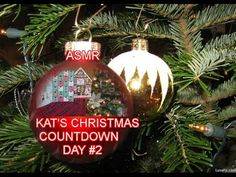 Kat's Countdown to Christmas Day 2 ASMR - YouTube
