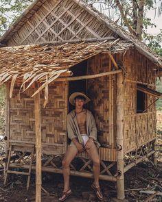 ▷ @xxdaniel - XXDanieL Pro Photographer - @chengchangfan in Thailand. #XXDANIEL #photography #ph Wooden House, Asian Men, Thailand, Traditional, Photography, Outfits, Instagram, Fan, Fashion