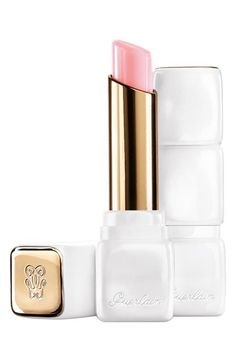 Free shipping and returns on Guerlain 'Bloom of Rose - KissKiss' Roselip Hydrating & Plumping Tinted Lip Balm at Nordstrom.com. Guerlain introduces Bloom of Rose, an unexpected, versatile and ultrafeminine collection inspired by the natural beauty of the rose. KissKiss Roselip is a hydrating and plumping tinted lip balm with rose oil extract that subtly colors your lips, adorning them with a soft and natural glow.<br><br>How to use: Apply to lips daily as needed.
