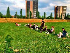 Bootcamp training in Barendrecht onder leiding van Stefana en Tessa!