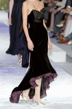 Christian Lacroix Haute Couture Automne/Hiver 2005.