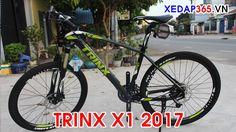 Xe đạp thể thao - TRINX X1 2017 - Xedap365.vn