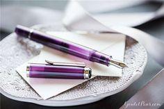 Pelikan M205 Amethyst fountain pen