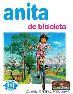 Anita - anita de bicicleta