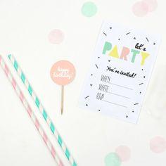 ... + Nina Designs + Parties: FIESTAS: HAPPY BALLOONS PARTY