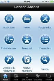 Interesting article - Smartphone app helps people with a disability access the city of London