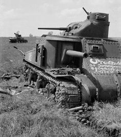 knocked out Lee tank in Russia 1943