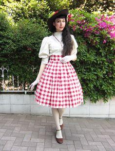 Retro Lolita — sapphira-doll: Classical country lolita for KERA...