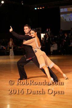 Dutch Open Amateur Latin 2014, Elvira Skrylnikva & Kirill Belorukov