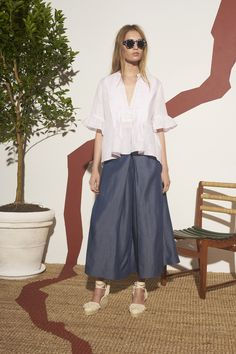 View the complete Whit Spring 2017 Ready-to-Wear Collection from New York Fashion Week.