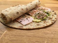 """Vaffelspelt"" med avacado og kalkunpålegg Bread, Food, Blogging, Breads, Baking, Meals, Yemek, Sandwich Loaf, Eten"