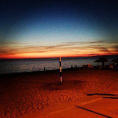 coucher de soleil #chatelaillon #chatelaillonplage #plage #beach #sea #vacances