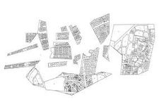 Township Master Plan CAD Drawing DWG File - Cadbull Architecture Mapping, City Architecture, Plot Plan, Central City, Cad Drawing, Location Map, Master Plan, Urban Planning, Autocad