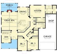 Plan W69022AM: Northwest, Cottage, Photo Gallery House Plans & Home Designs by red_birdie