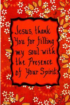 Thank You, Jesus :) www.facebook.com/GoodNewsCartoon