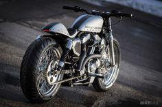 Bull Cycles' Harley Nightster