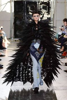 Junya Watanabe Spring/Summer 2017 Ready To Wear Collection   British Vogue