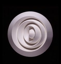 David Huffman: Geometric Paper Folding