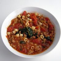 The Growing Foodie: Slow Cooking Supper: Hamburger Soup