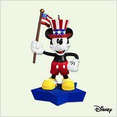 2005 Disney - True Patriot Hallmark Ornament at The Ornament Shop