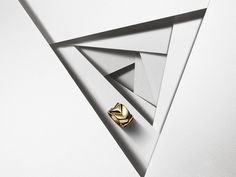 """Louis Vuitton 'V"""" jewellery collection. Photographed by Chris Turner. London-based still life photographer #LouisVuitton #luxuryjewellery #Stilllife"""