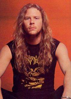 metallica  james-hetfield  - like Tony?