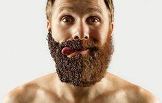 Coup de cœur 16 : moitié de barbe créative par Adriano Alarcon - article photogeniques.fr [Fifty Fifty Selfie Barber Shop]