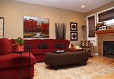 1 - Traditional - Living room - Photos by AMR Design | Wayfair