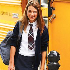 Fat girls school uniform photo 462