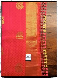 Traditional Saree Kuchu