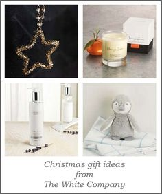 Christmas decorations and gift ideas from The White Company