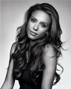 Jessica Alba goal for my hair