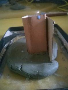 Concluindo molde 😂, daqui a pouco começo a replicar as peças #molde #casting #silicone #modelagem  # Clay #matrix #artesanato #wip