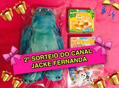 2º Sorteio do Canal Jacke Fernanda