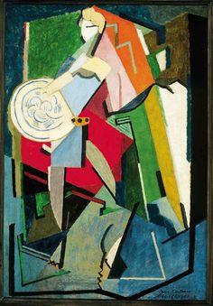 Jean Cocteau, 1916 / Albert Gleizes