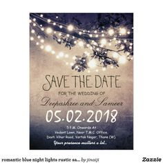10 best invitation images on pinterest invitations blue night postcard stopboris Images
