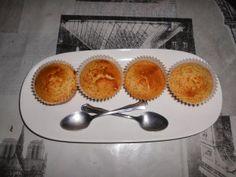 Cupcakes de naranjas