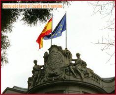 Consulado español Buenos Aires