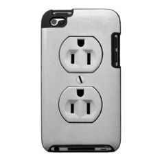 Funny Electrical Outlet speckcase