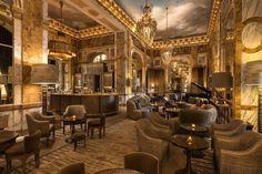 Bar Les Ambassadeurs Best Paris Hotels, Hotel Paris, Paris Bars, Bar Paris, Hotel 6, Paris Food, Bar Da Esquina, Key West, Crillon Paris