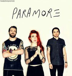 I've been loving Paramore lately. I Love Music, Music Is Life, My Music, Paramore After Laughter, Jeremy Davis, Paramore Hayley Williams, Taylor York, Fun Live, Music Express
