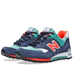 629a6e100a25d0 New Balance  Seaside Pack  - Made in England (Navy