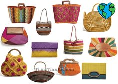 Mad Imports is a socially & environmentally responsible company that markets handmade handbags from Madagascar & Kenya. Our colorful accessories blend the traditional and contemporary design ideas of our international artisan partners who incorporate renewable raw materials to create original clutches, totes and shoulder bags. The sale of our products enables families to gain economic independence and promotes environmental conservation.    http://www.madimports.net/