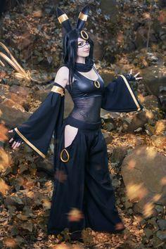 Pokèmon: Umbreon cosplay (Cosplayer Unknown)