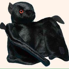 04e8eeb8215 NWT RARE Ty Buddies Batty Black version · Rare Beanie BabiesTy ...