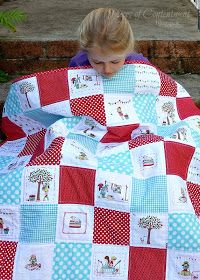 Pieces of Contentment: Simple Life Quilt