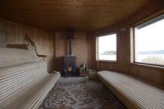 Sauna Spa, New Homes, Patio, Bathroom, Outdoor Decor, House Ideas, Home Decor, Washroom, Decoration Home
